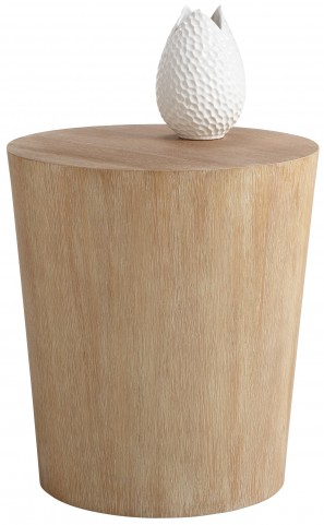 Montague Driftwood End Table