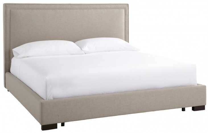 Mulberry Bed King Size In Grey