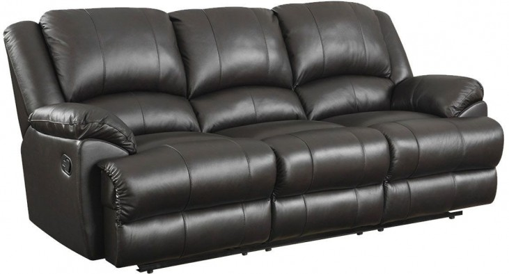 LOOKS GREAT WITH. Image Of Item Murray Road Rich Chocolate Leather  Reclining Sofa