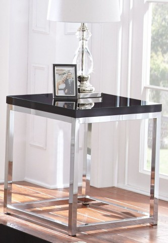 Madelyn Lacquer End Table