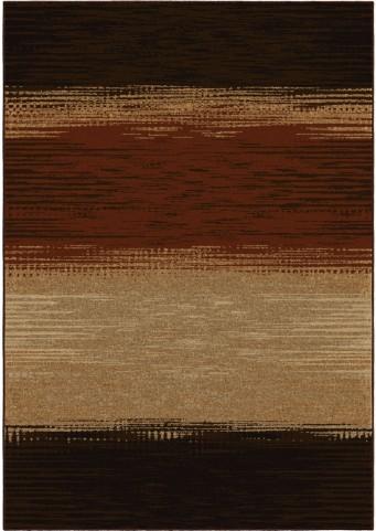 Orian Rugs Indoor/Outdoor Stripes Allendale Multi Area Large Rug