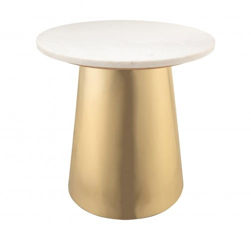 Superieur LOOKS GREAT WITH. Image Of Item Bleeker Marble Side Table