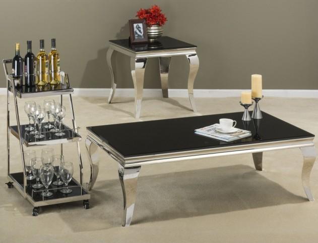 Tuxedo Occasional Table Set