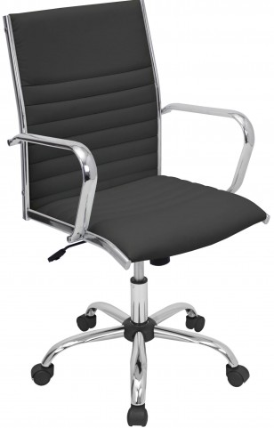 Master Office Black Chair