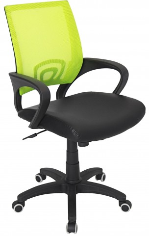 Officer Office Lime Green Chair