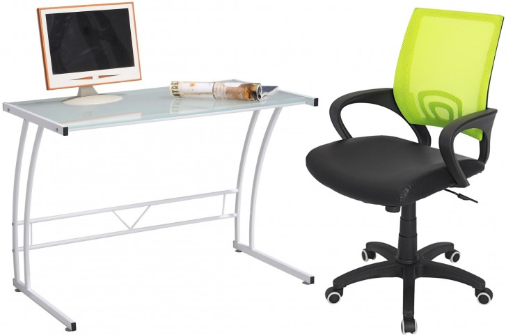 Sigma White Home Office Set