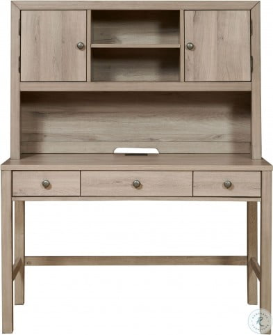 River Creek Birch Brown Youth Panel Bedroom Set with Trundle