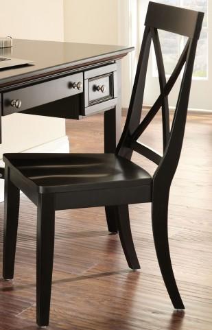 Oslo Black Chair