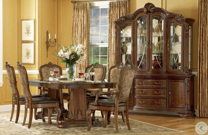 Old World China Cabinet From Art 143241 2606
