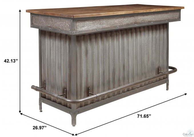 Stonehill Bar Cabinet