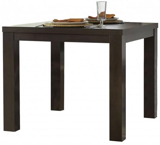 Athena Dark Chocolate Square Dining Table