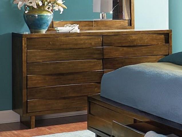 North Shore Acorn Drawer Dresser