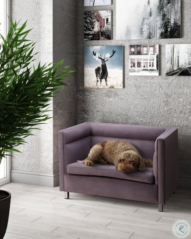 Beagle Grey Pet Bed
