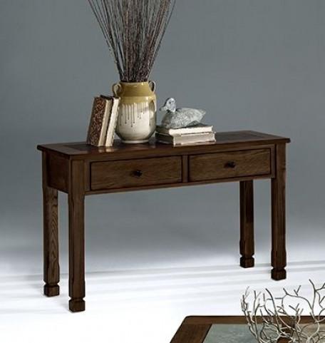 Rustic Ridge ll Dark Birch Sofa/Console Table
