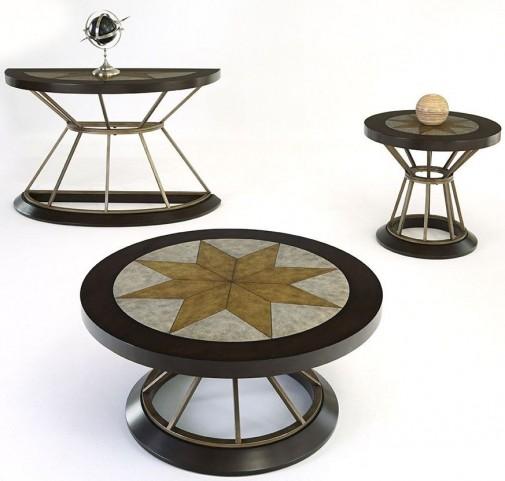 Stargaze Concrete Occasional Table Set