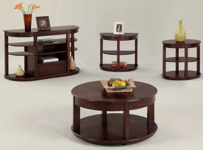 Sebring Medium Ash Occasional Table Set
