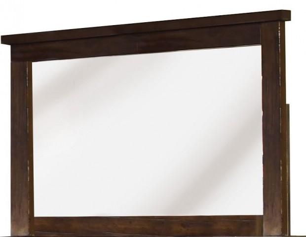 Trestlewood Mesquite Pine Mirror