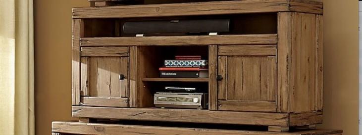 "Maverick Driftwood 64"" Console"