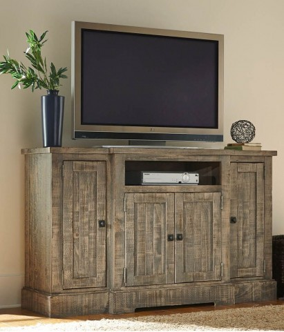 "Meadow Weathered Gray 60"" Console"