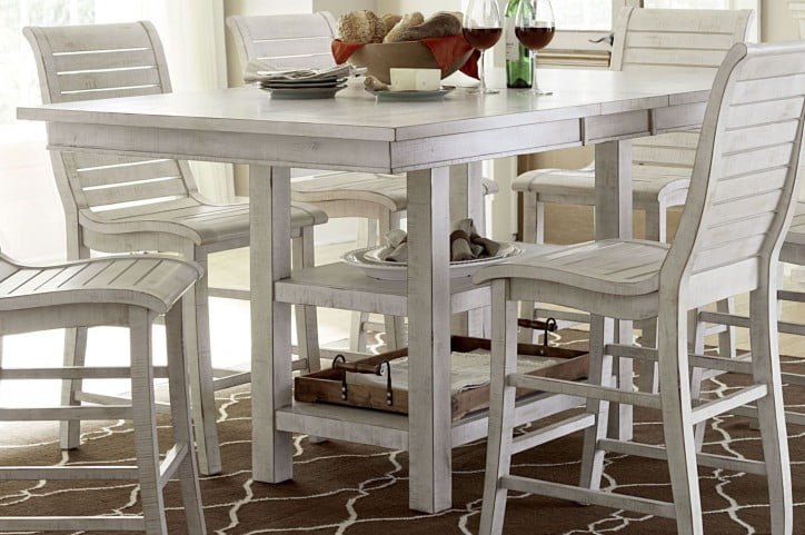 36+ Rustic White Dining Table