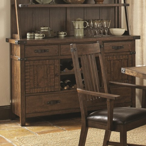 Padima Rustic Rough-Sawn Buffet