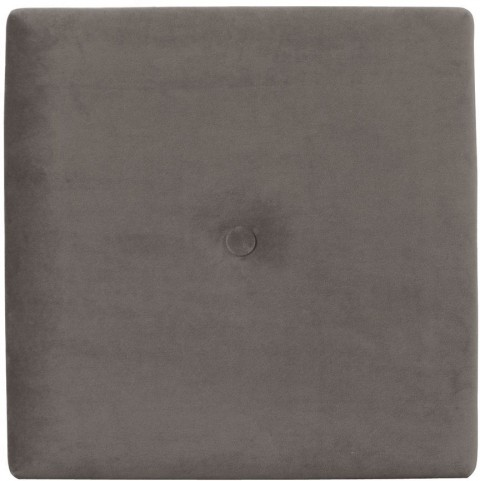 """Bella Pewter 1"""" Wall Pixel I with Button"""