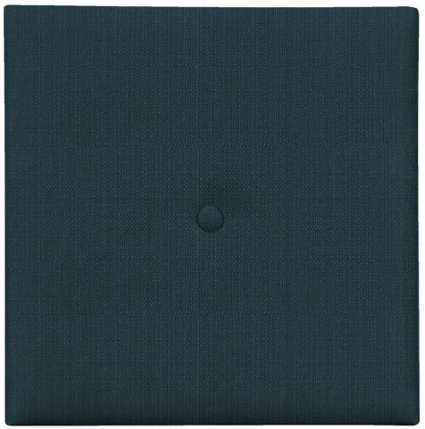 """Sterling Indigo 1"""" with Button Wall Pixel I"""