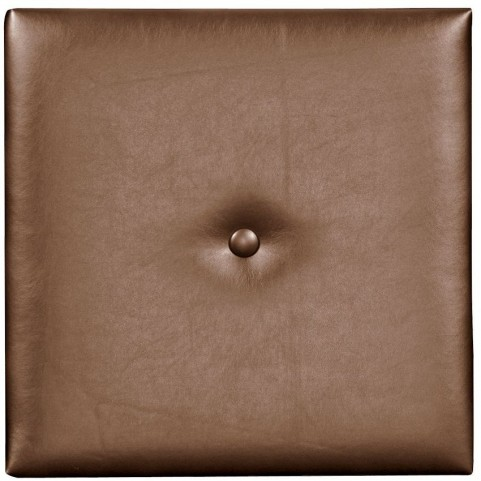 """Shimmer Bronze 1"""" Wall Pixel with Button"""