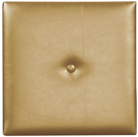 """Shimmer Gold 1"""" Wall Pixel I with Button"""