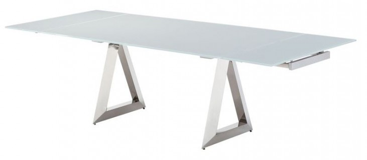 Pesaro Extendable Rectangular Dining Table