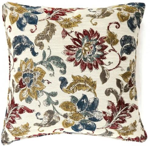 "Florra Multi 18"" Pillow Set of 2"