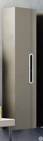 Play Graphite Gloss Wall Vitrine