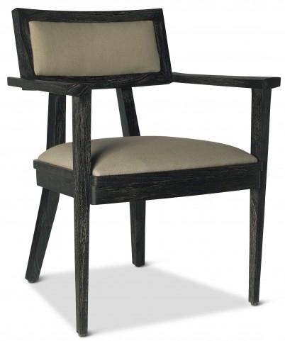 Palmer Mink Arm Chair