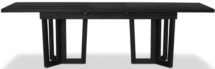 Palmer Mink Extendable Rectangular Dining Table