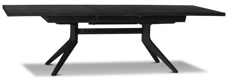 Palmer Rectangular Extendable Trestle Dining Table