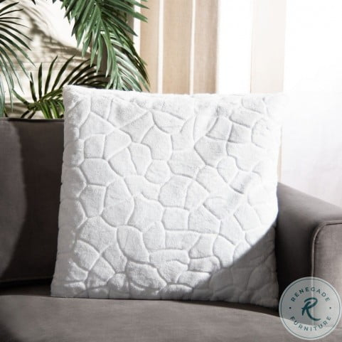Rena Pearl Pillow From Safavieh Coleman Furniture