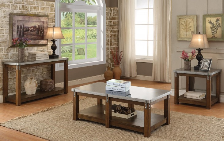 704548 Amber Occasional Table Set