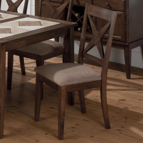Tucson Nova X Back Upholstered Dining Chair Set of 2