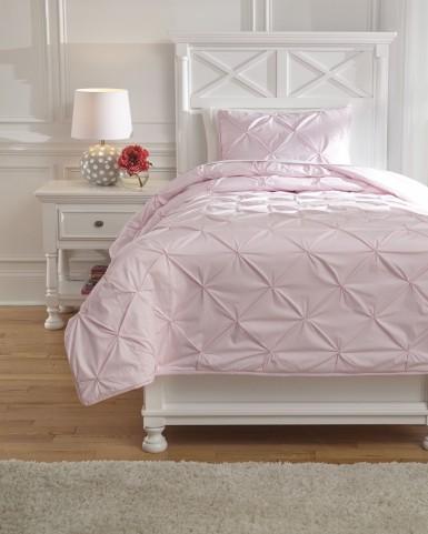 Medera Rose Twin Comforter Set