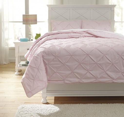 Medera Rose Full Comforter Set
