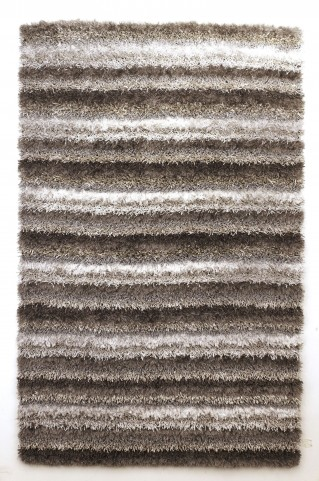Wilkes Gray and White Large Rug