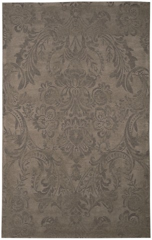 Burks Brown Large Rug