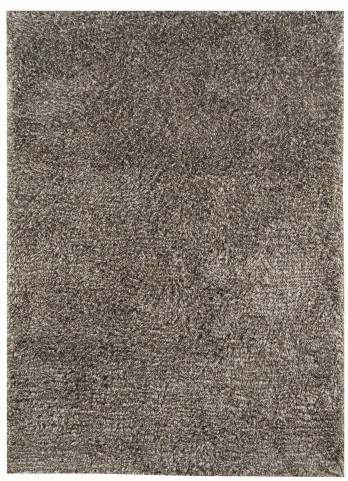 Wallas Silver and Gray Large Rug
