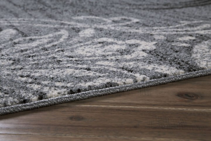 Verrill Gray Medium Rug