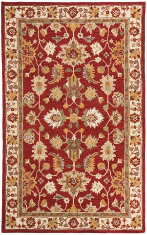 Scatturro Red Large Rug