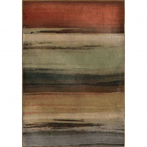 Washout Multi Large Rug