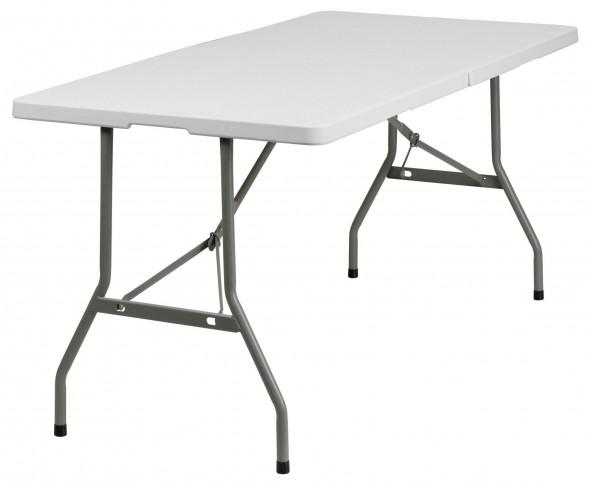 "RB-3060FH-GG 30"" Plastic Bi-Folding Table"