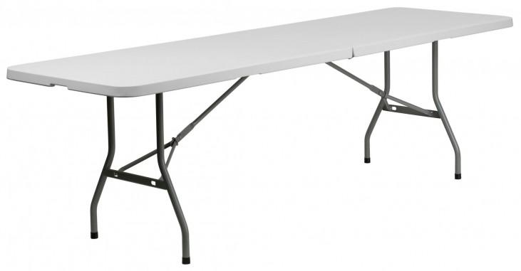 "RB-3096FH-GG 30"" Plastic Bi-Folding Table"