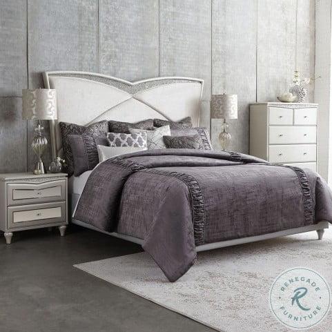 Rhondda Slate 9 Piece Queen Comforter Set