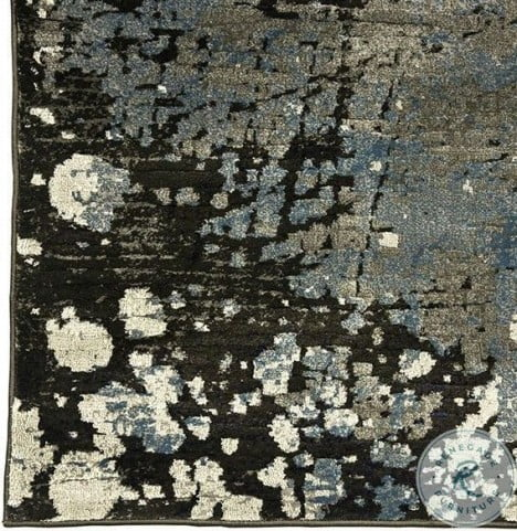 Develi Charcoal Medium Area Rug